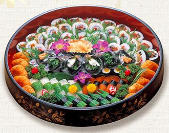 精進寿司盛