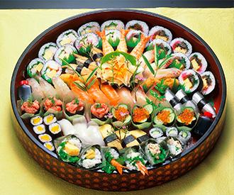 特選上寿司