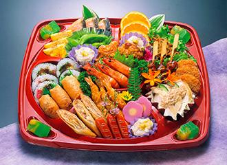 鉢盛(寿司入)