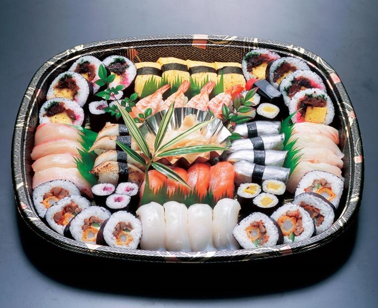 寿司盛合せ5500